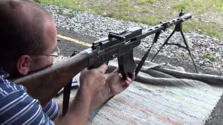 стрельбы в Финляндии из оружия времен Зимней войны / Shooting range in Finland