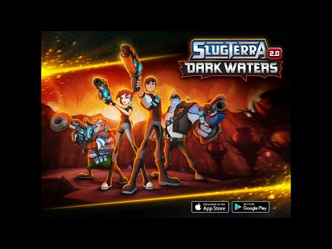 Join us LIVE as we play Slugterra: Dark Waters App and explore the NEW third-person PVP mode!