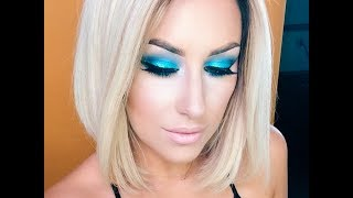 Blue Smokey Eyes Thumbnail