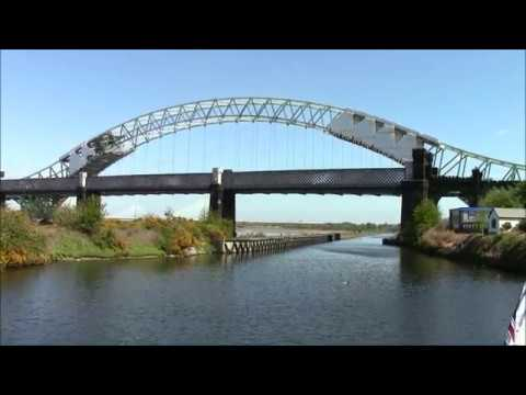 A Cruise on the Manchester Ship Canal