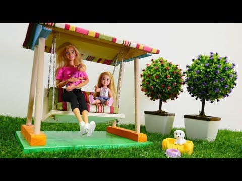 Barbie Video auf Deutsch - Ein Überraschung für die Kleine