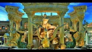 Walk Around The Forum Shops at Caesars Palace Las Vegas thumbnail