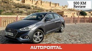 Hyundai Verna 500 Km Delhi to Jaipur - Test Drive - Autoportal