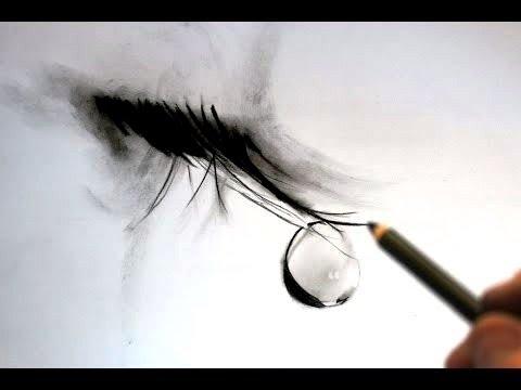 Dessiner Un Oeil Qui Pleure Comment Dessiner Un Oeil Qui Pleure