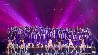 Britain's Got Talent 2019 The Champions 100 Voices of Gospel 2nd Round Audition