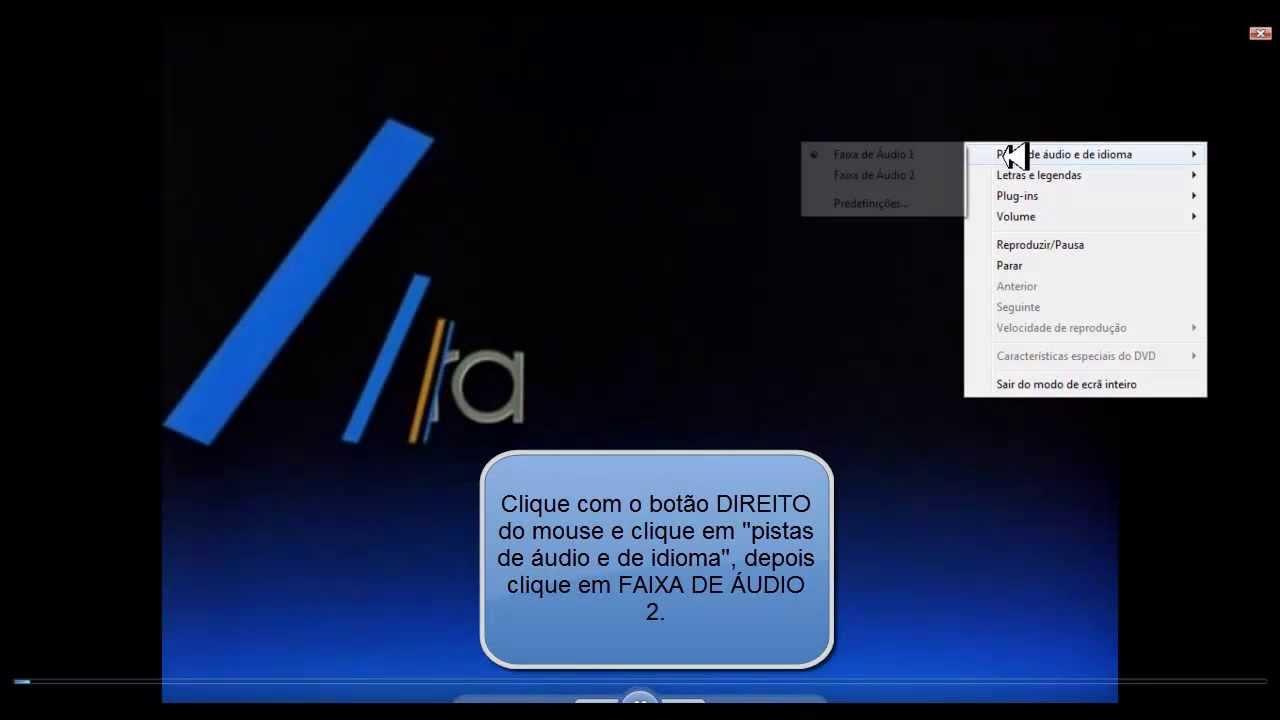 Como mudar o idioma para portugu 234 s dos filmes youtube