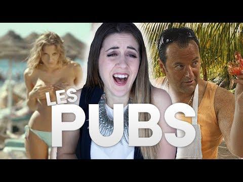 Les Pubs Québécoises vs Françaises | DENYZEE
