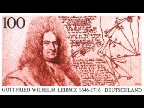 """""""Gottfried Wilhelm Leibniz"""" – Modern Philosophy, Video 12"""