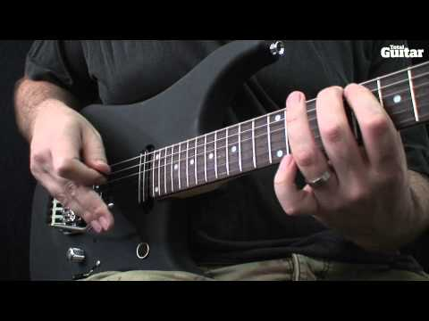 Guitar Lesson: How to make your guitar talk