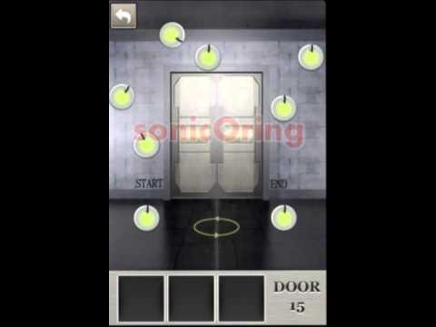 100 закрытых дверей 14 уровень обозначает