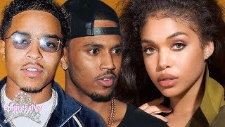 Lori Harvey dumped Trey Songz...for Justin Combs?