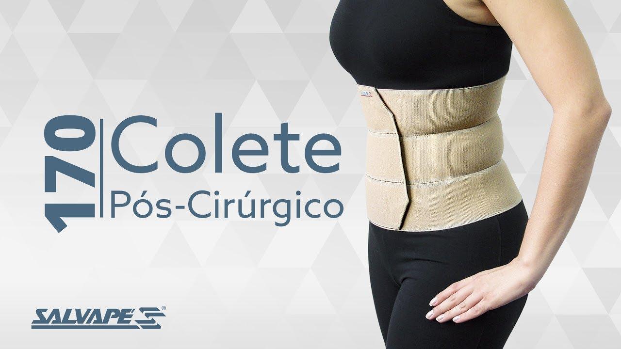 c6242155f 170 - Colete Pós-Cirúrgico SalvaPé - YouTube