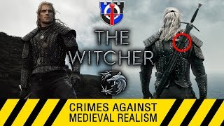 Netflix Witcher teasers: CRIMES AGAINST MEDIEVAL REALISM