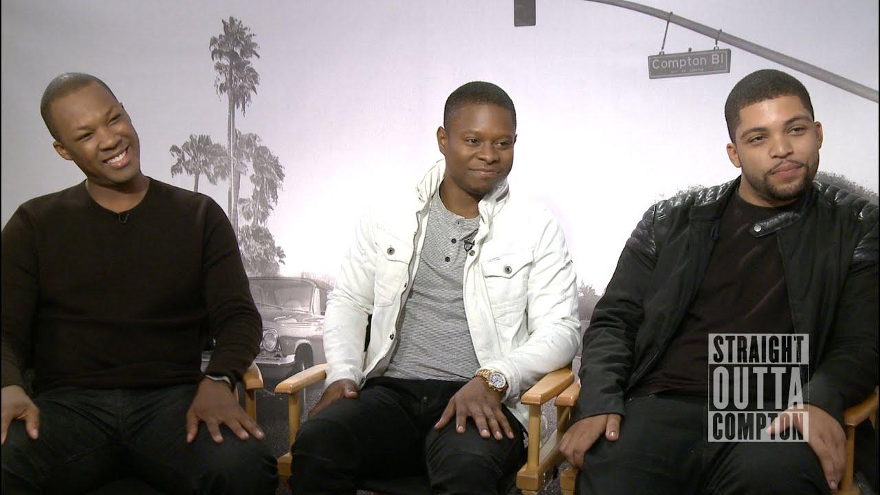 Straight Outta Compton\' Cast, Ice Cube and DJ Yella Talk Memorable ...