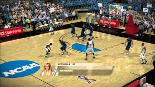 NCAA Basketball 09 - UConn Huskies vs UCLA Bruins