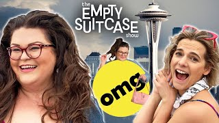 I Went To Seattle With No Clothes • The Empty Suitcase Show