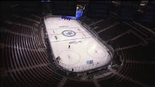 Madison Square Garden Timelapse: Hockey to Basketball