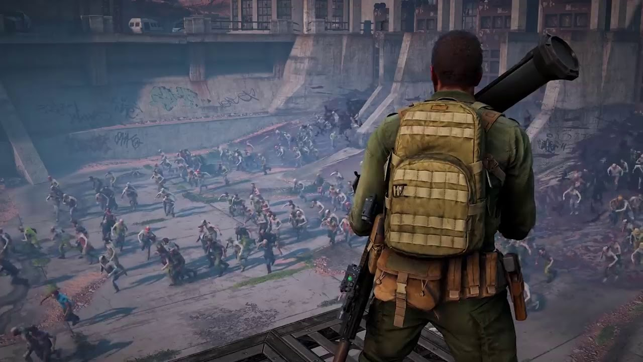 WORLD WAR Z: New Zombie Game Release Date Trailer 2019