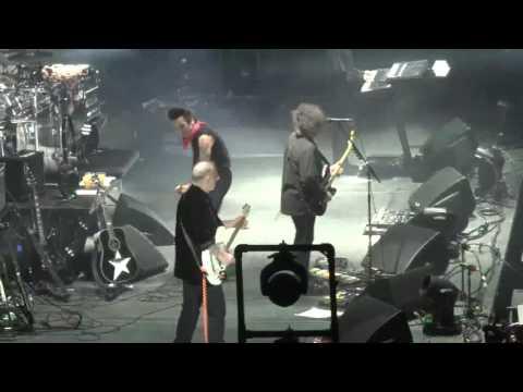 The Cure Live  9 October 2016 Globen Stockholm Sweden