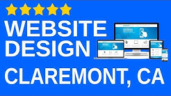 Claremont CA local Website design agency company Professional affordable Website builder 91711