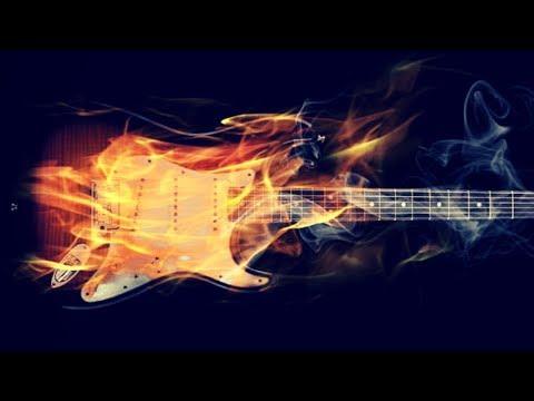 Blues Shuffle Guitar Backing Track - Jimi Hendrix Style Jam (A)