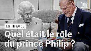 Mort du prince Philip : quel était le rôle du mari de la reine d'Angleterre ?