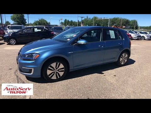 2015 Volkswagen e-Golf Tilton, Concord, Laconia, Manchester, Franklin, NH J4340