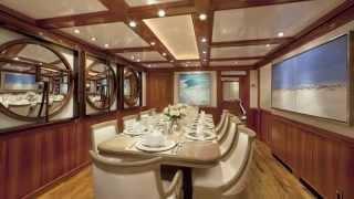 125' Palmer Johnson Charter Yacht Milk & Honey