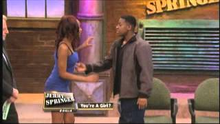 You're A Girl? (The Jerry Springer Show)