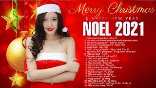 JINGLE BELLS - Đêm Noel   Liên Khúc NHẠC NOEL SÔI ĐỘNG - LK Giáng Sinh hải Ngoại Hay Nhất 2021