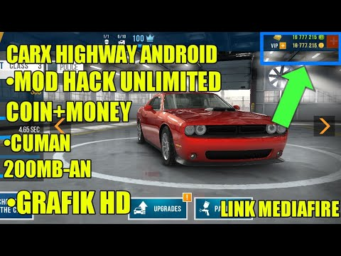 TERBARU!!!Cara Download Dan Pasang Game Highway Racing Android Mod Hack Unlimited Money Dan Coin