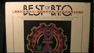 BTO - Roll On Down The Highway (WQIO FM radio jingle intro) - [STEREO]