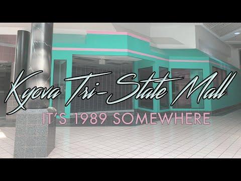 KYOVA MALL: It's 1989 Somewhere
