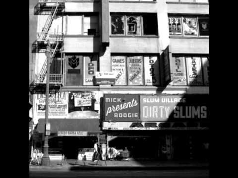Slum Village - Turning Me Off feat. De La Soul (Prod. by Young RJ)
