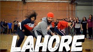 LAHORE Bhangra Dance | SHIVANI BHAGWAN and CHAYA KUMAR feat. Guransh Singh | GURU RANDHAWA