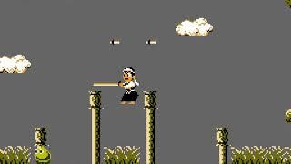 Musashi no Ken Tadaima Shugyou Chuu (NES) All Warp Keys Location