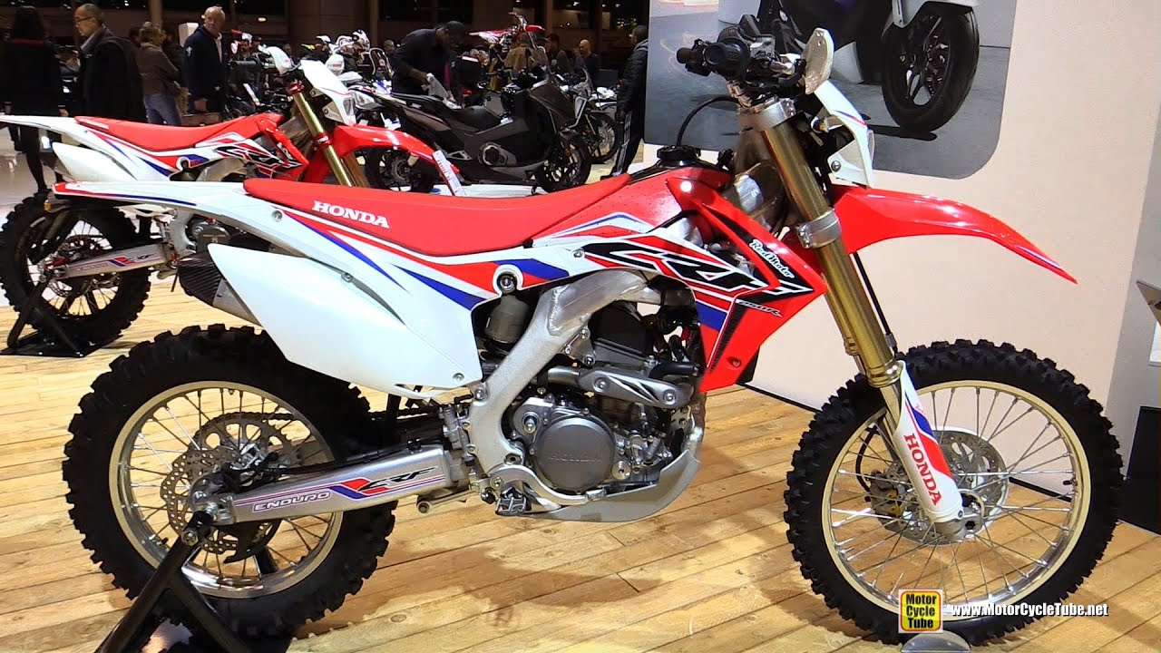 2016 honda crf250 enduro r walkaround 2015 salon moto. Black Bedroom Furniture Sets. Home Design Ideas