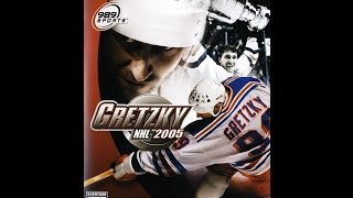 Gretzky NHL 2005 - PS2 2004 (Opening)