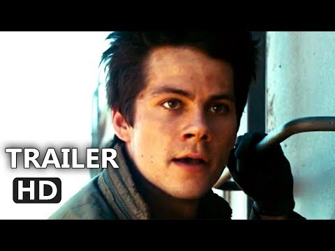 Thumbnail: MАZE RUNNER 3 Official Trailer (2018) Dylan O'Brien, Kaya Scodelario Action Sci-Fi Movie HD