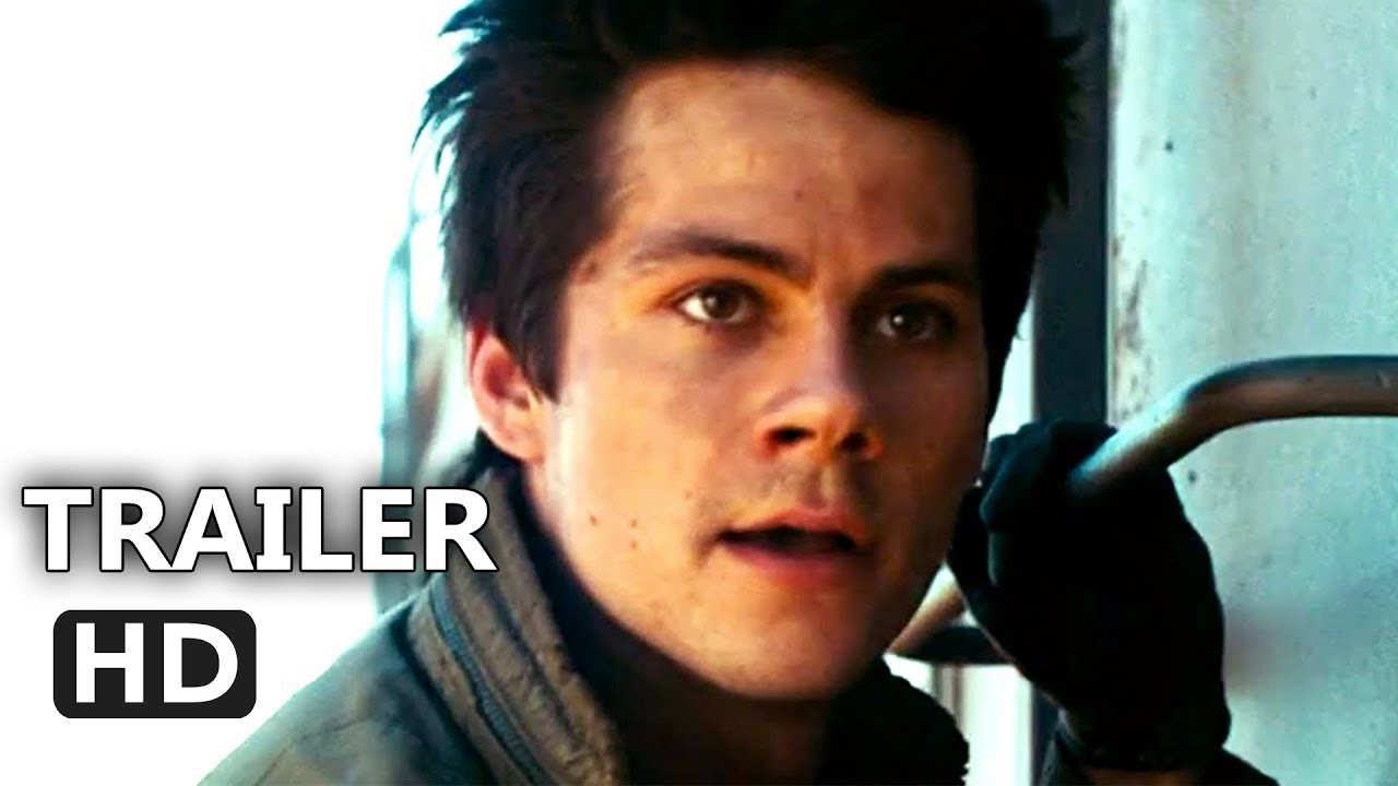 M D Bze Runner  Official Trailer  Dylan Obrien Kaya Scodelario Action Sci Fi Movie Hd