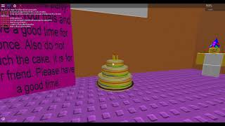 How to get the final Sacrifice [PARTY. exe-ROBLOX]