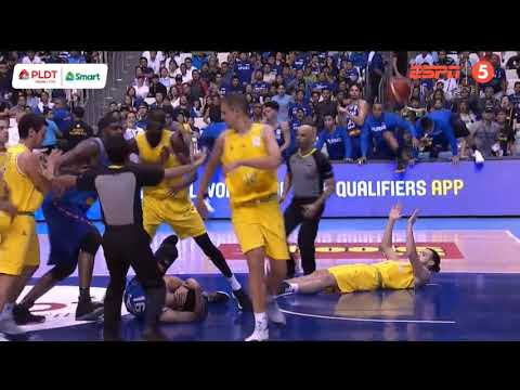 FIBA PHILIPPINES VS AUSTRALIA BOXING