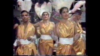 Marchinhas antigas em carnaval de clubes 1989 -  Rede Globo