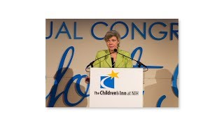 Cokie Roberts Was More Than a Journalist, She Was Advocate for Children at the Children's Inn at NIH