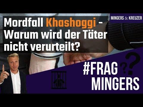 Mordfall Khashoggi - Warum wird der Täter nicht verurteilt? | #FragMingers