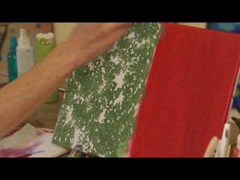 How To Sponge Paint