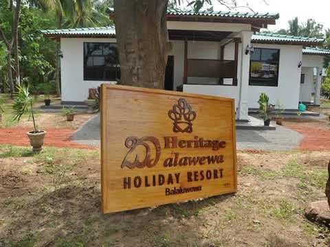 Kalawawa Heritage Resort - Kekirawa - Sri Lanka