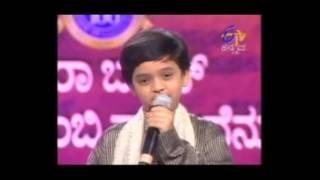 Download Hindi Video Songs - Aradhisuve Madanari- Etv kannada Ede tumbi Haduvenu 2006 - Vijayeendra Rao