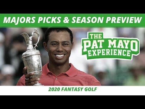 2020 PGA Tour Season Picks — Major Predictions, Ryder Cup, Player Of The Year, Fantasy Golf