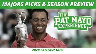 2020 PGA Tour Season Picks — Major Predictions, Ryder Cup, Player of the Year, Fantasy Golf
